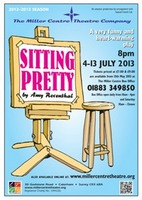 Sitting Pretty Poster 200